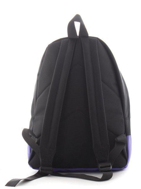 Чёрный рюкзак Lbags (Эльбэгс) - артикул: К0000018662 - ракурс 2