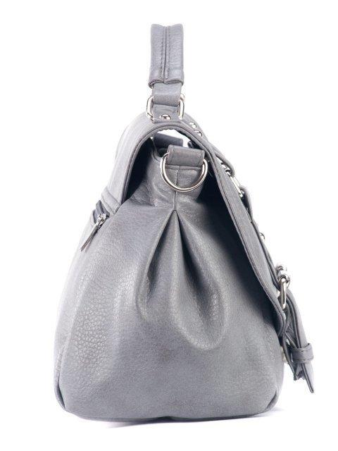 Серый портфель S.Lavia (Славия) - артикул: 277 601 51 - ракурс 4