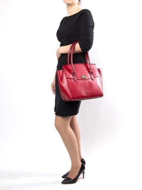 Красная сумка классическая Ripani (Рипани) - артикул: К0000022949 - ракурс 1