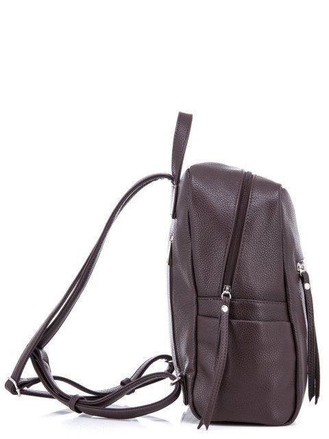 Коричневый рюкзак S.Lavia (Славия) - артикул: 937 902 12 - ракурс 2