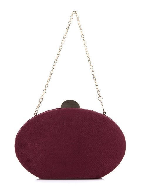 Бордовая сумка планшет Angelo Bianco - 640.00 руб