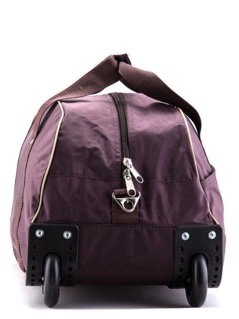 Коричневый чемодан Lbags (Эльбэгс) - артикул: К0000015919 - ракурс 2