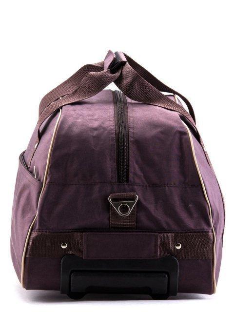 Коричневый чемодан Lbags (Эльбэгс) - артикул: К0000015919 - ракурс 3