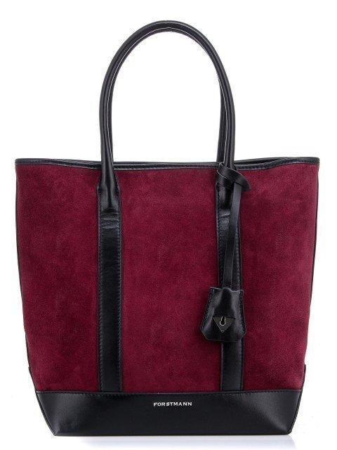 Бордовая сумка классическая FORSTMANN - 2145.00 руб