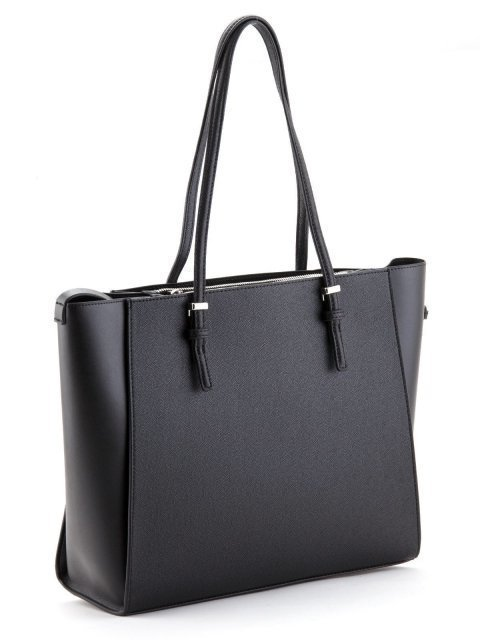 Чёрная сумка классическая S.Lavia (Славия) - артикул: К0000027710 - ракурс 1