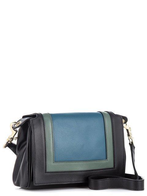 Синяя сумка планшет Gianni Chiarini (Джанни Кьярини) - артикул: К0000033623 - ракурс 1