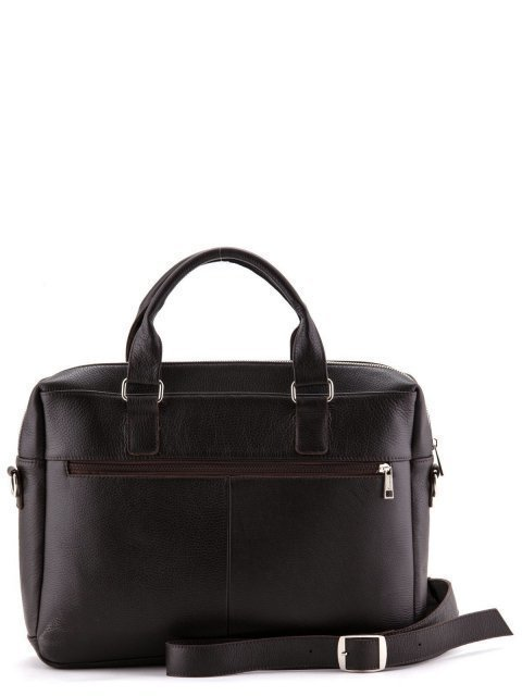 Коричневая сумка классическая S.Lavia (Славия) - артикул: 0016 12 12 - ракурс 3