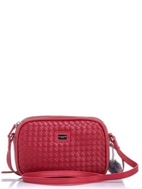 Красная сумка планшет David Jones - 560.00 руб