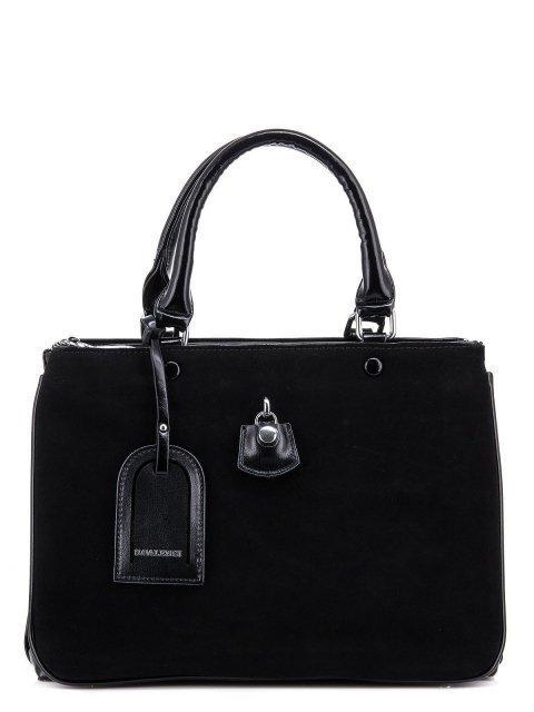 Чёрная сумка классическая Polina - 2334.00 руб