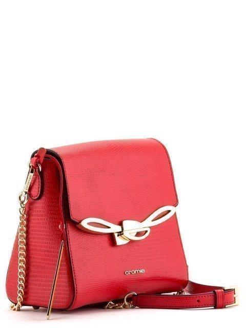 Красная сумка планшет Cromia (Кромиа) - артикул: К0000028492 - ракурс 2