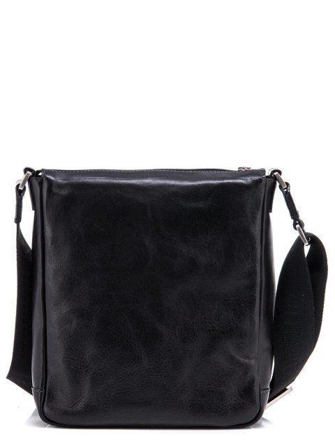 Чёрная сумка планшет CHIARUGI (Кьяруджи) - артикул: К0000031344 - ракурс 3