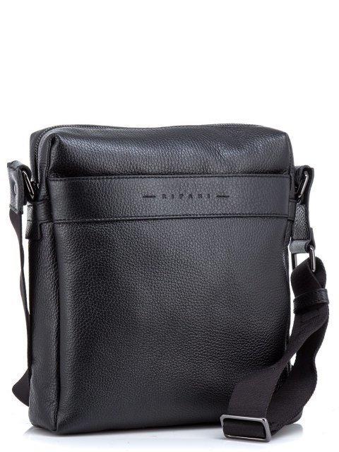 Чёрная сумка планшет Ripani (Рипани) - артикул: К0000033167 - ракурс 1