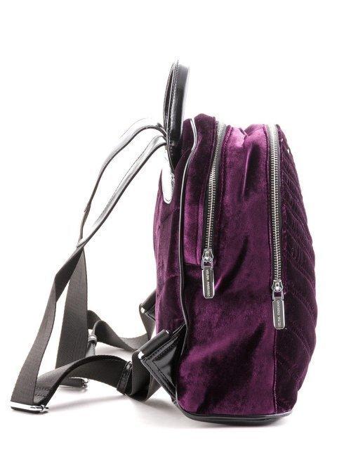 Фиолетовый рюкзак Fabbiano (Фаббиано) - артикул: К0000021270 - ракурс 2