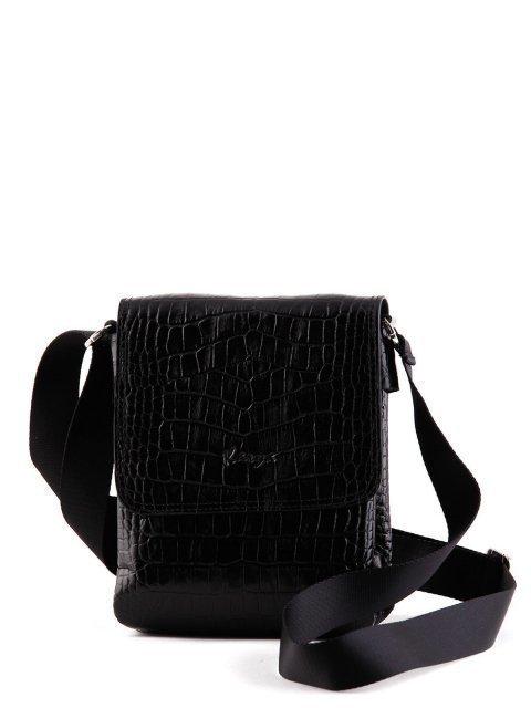 Чёрная сумка планшет Karya - 4312.00 руб