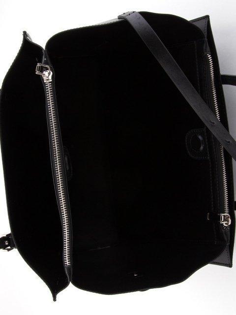 Чёрная сумка классическая S.Lavia (Славия) - артикул: К0000027710 - ракурс 5