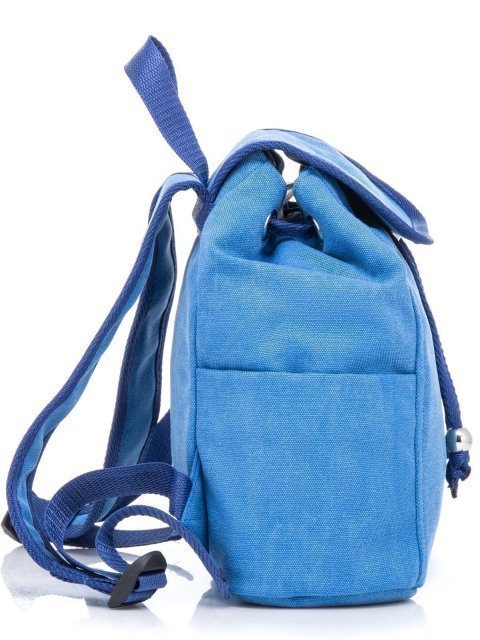 Голубой рюкзак S.Lavia (Славия) - артикул: Р05 014.70 - ракурс 2