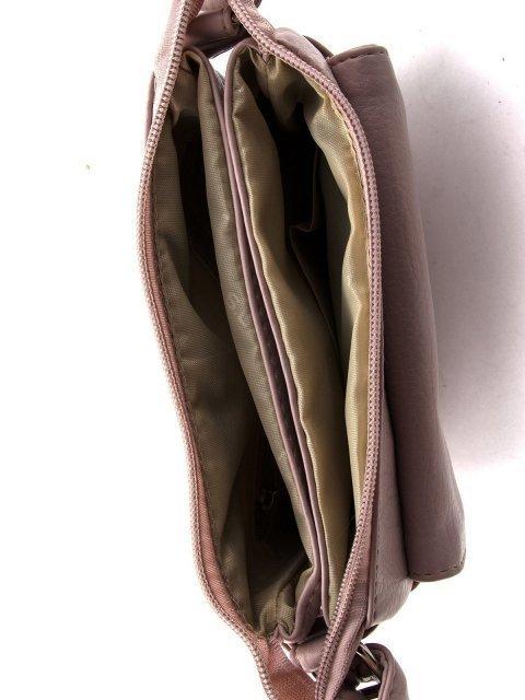 Розовая сумка планшет S.Lavia (Славия) - артикул: 907 601 42 - ракурс 4