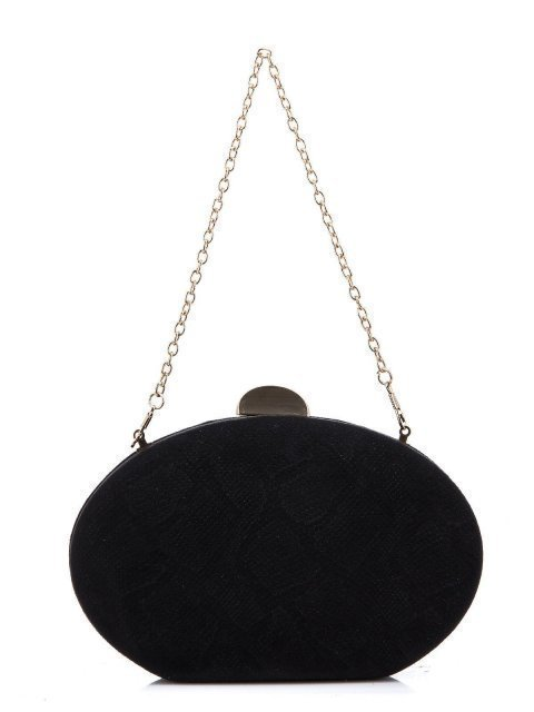 Чёрная сумка планшет Angelo Bianco - 640.00 руб