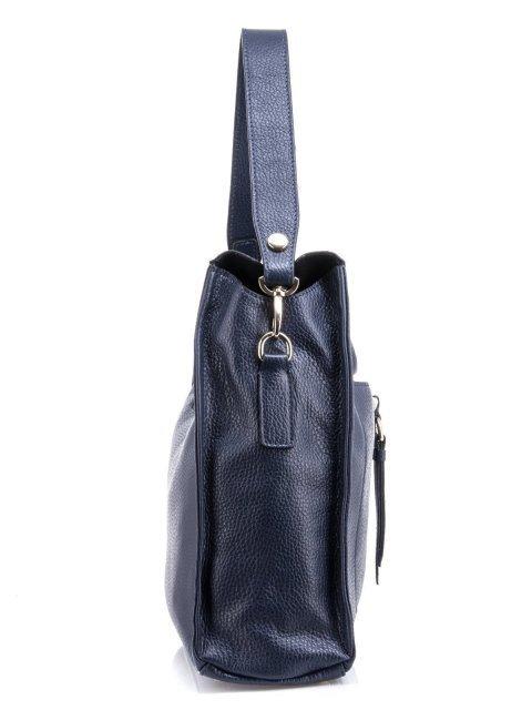 Синяя сумка мешок Ripani (Рипани) - артикул: К0000032543 - ракурс 2