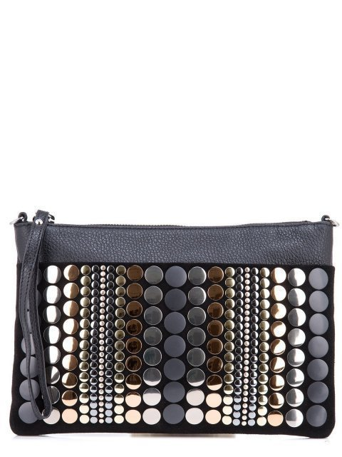 Чёрная сумка планшет Cromia - 7134.00 руб