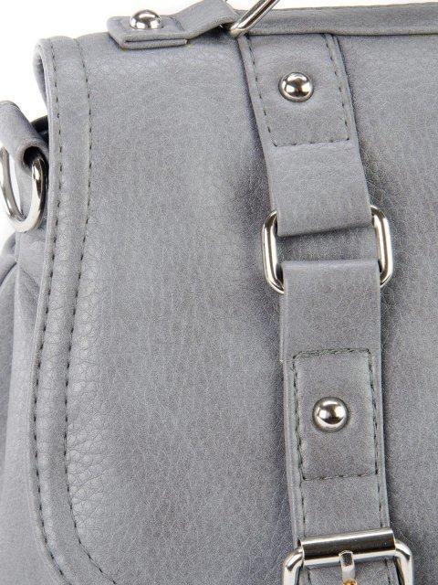 Серый портфель S.Lavia (Славия) - артикул: 277 601 51 - ракурс 6