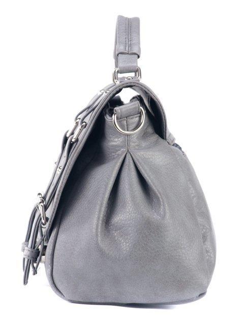 Серый портфель S.Lavia (Славия) - артикул: 277 601 51 - ракурс 2