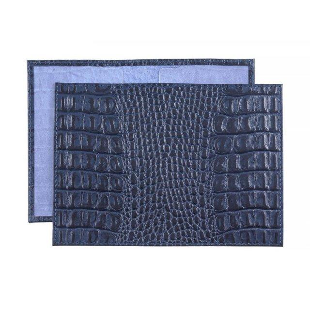 Синяя обложка для документов S.Lavia - 290.00 руб