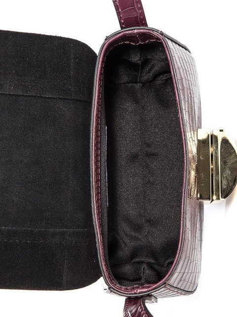 Бордовая сумка планшет Gianni Chiarini (Джанни Кьярини) - артикул: К0000033655 - ракурс 4