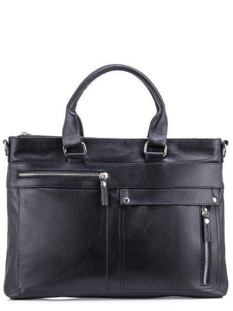 Чёрная сумка классическая S.Lavia - 6985.00 руб
