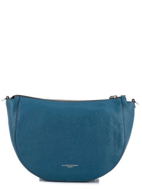 Синяя сумка планшет Gianni Chiarini (Джанни Кьярини) - артикул: К0000033618 - ракурс 3