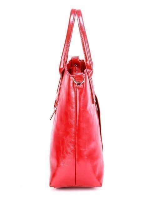 Красная сумка классическая S.Lavia (Славия) - артикул: 723 048 04 - ракурс 2