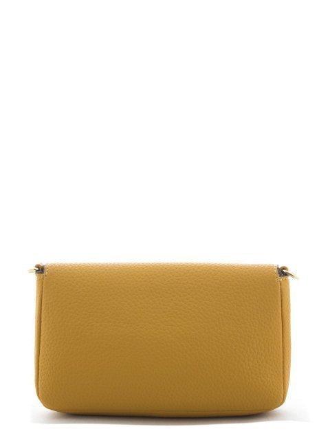 Жёлтая сумка планшет LULUMINA (Лалумина) - артикул: К0000018269 - ракурс 2