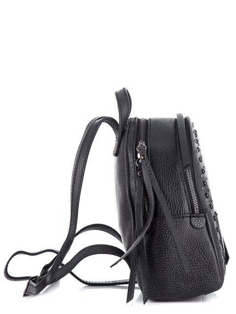 Чёрный рюкзак Gianni Chiarini (Джанни Кьярини) - артикул: К0000033585 - ракурс 2