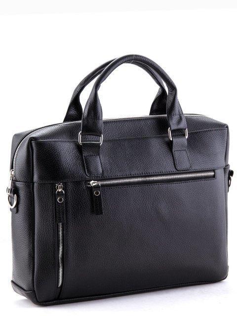 Чёрная сумка классическая S.Lavia (Славия) - артикул: 0016 12 01 - ракурс 1