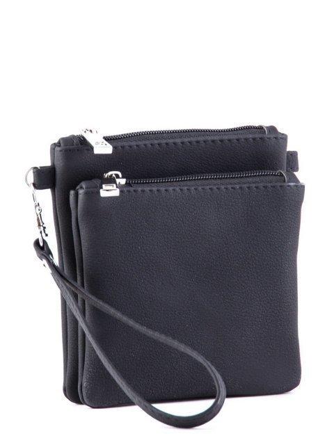 Чёрная сумка планшет S.Lavia (Славия) - артикул: 893 677 01 - ракурс 1