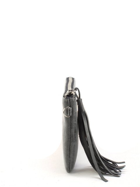 Чёрная сумка планшет S.Lavia (Славия) - артикул: 708 500 01 - ракурс 2