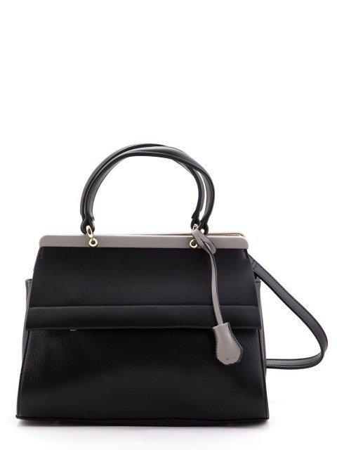 Чёрная сумка классическая Polina - 777.00 руб