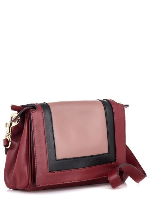 Красная сумка планшет Gianni Chiarini (Джанни Кьярини) - артикул: К0000033622 - ракурс 1