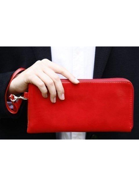 Красная сумка планшет S.Lavia (Славия) - артикул: 592 08 04 - ракурс 8