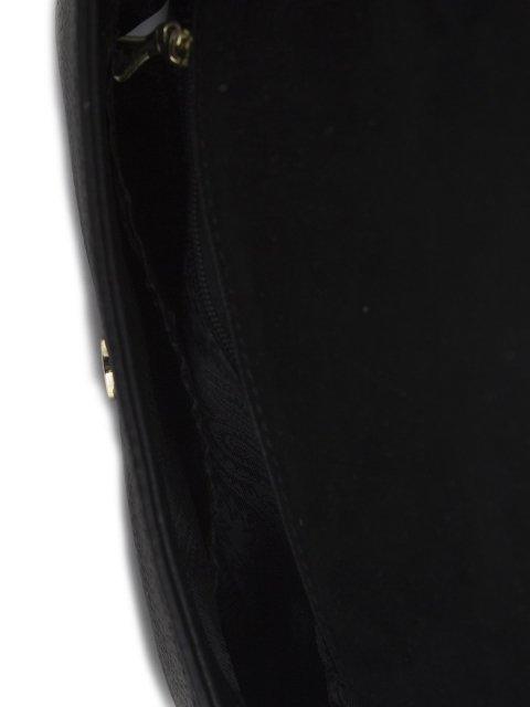 Чёрная сумка планшет LULUMINA (Лалумина) - артикул: К0000018264 - ракурс 4