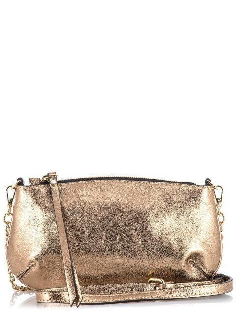 Золотая сумка планшет Gianni Chiarini - 5760.00 руб