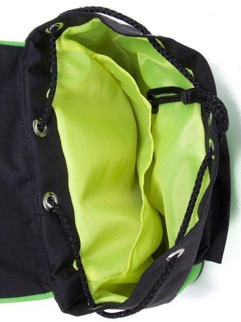 Зелёный рюкзак Lbags (Эльбэгс) - артикул: К0000030344 - ракурс 4