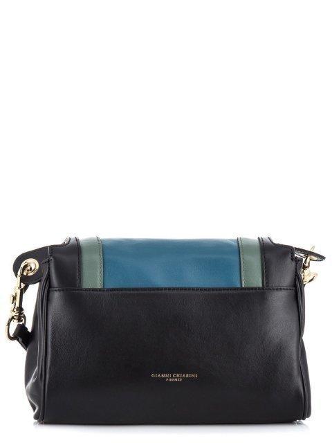 Синяя сумка планшет Gianni Chiarini (Джанни Кьярини) - артикул: К0000033623 - ракурс 3