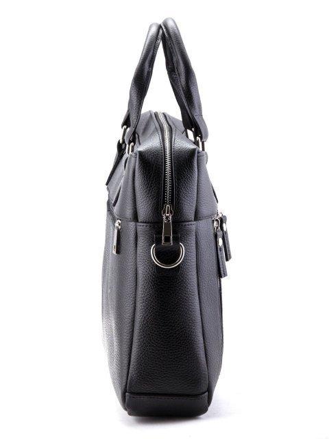 Чёрная сумка классическая S.Lavia (Славия) - артикул: 0016 12 01 - ракурс 2