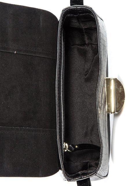 Чёрная сумка планшет Gianni Chiarini (Джанни Кьярини) - артикул: К0000033654 - ракурс 4