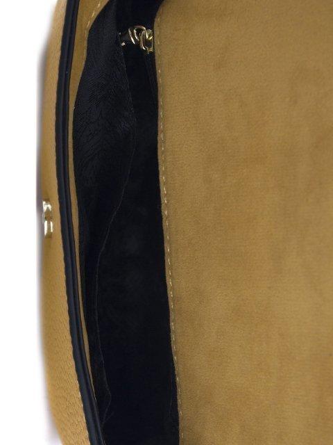 Жёлтая сумка планшет LULUMINA (Лалумина) - артикул: К0000018269 - ракурс 3