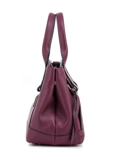 Бордовая сумка классическая Ripani (Рипани) - артикул: К0000032559 - ракурс 2