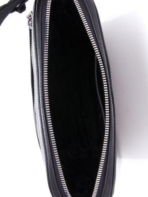 Чёрная сумка планшет Giudi (Джуди) - артикул: К0000030720 - ракурс 4
