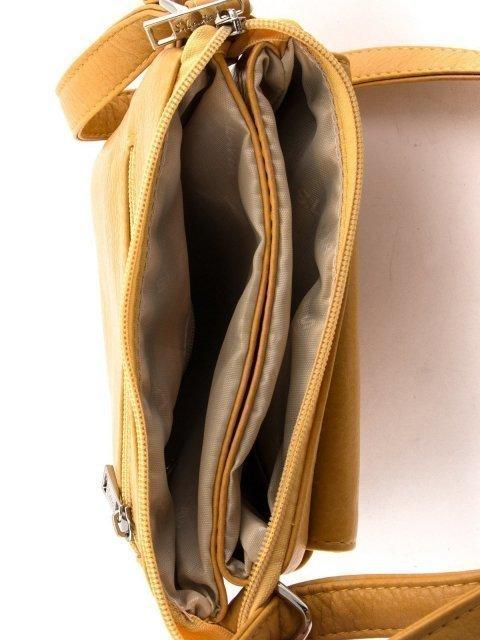 Жёлтая сумка планшет S.Lavia (Славия) - артикул: 907 601 23 - ракурс 4