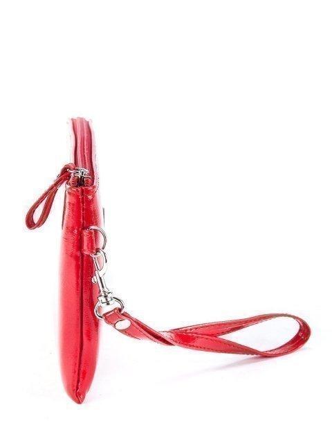 Красная сумка планшет S.Lavia (Славия) - артикул: 592 08 04 - ракурс 2